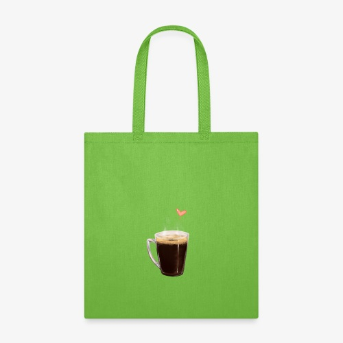 Coffee Cup LOVE - Tote Bag