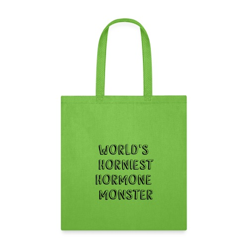 Hormone monster's cup - Tote Bag