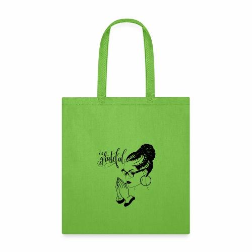 Grateful - Tote Bag