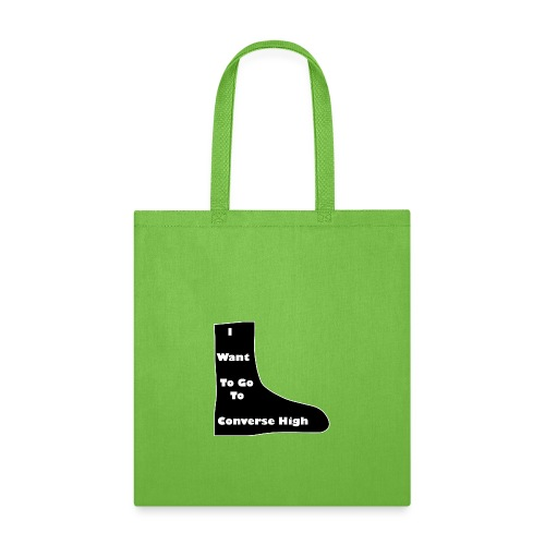 BTS - I Want To Go To Converse High - Tote Bag