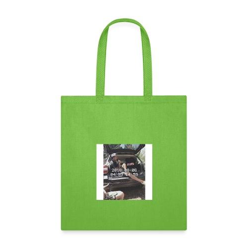 Glitch pic 1 - Tote Bag
