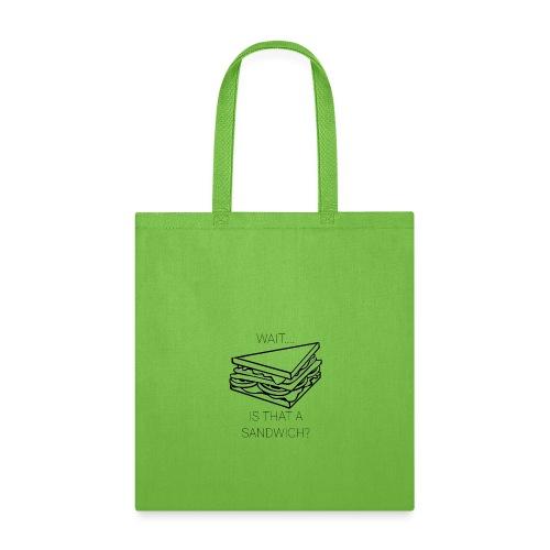 Sandwich - Tote Bag