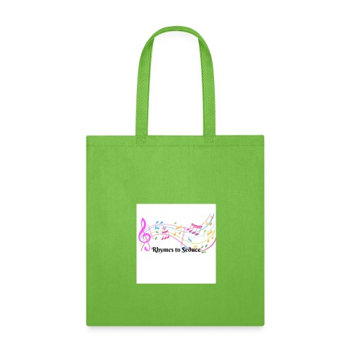 Rhymes to Seduce - Tote Bag