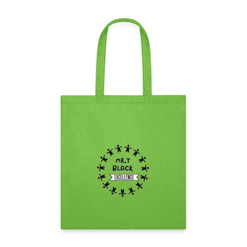 Mr.Travon Black Excellence - Tote Bag
