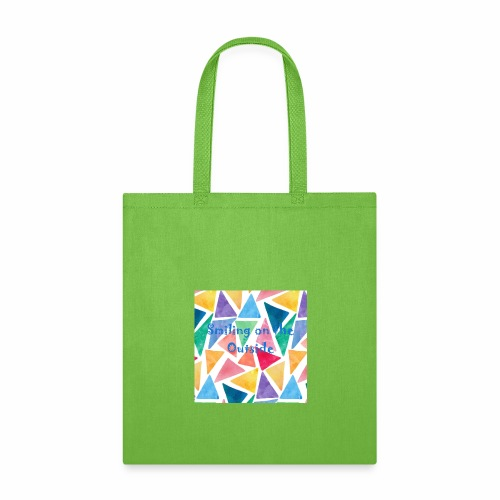 Smiling On The Outside - Tote Bag
