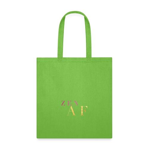 Zen AF - Tote Bag