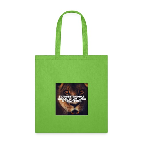 Motivational - Tote Bag