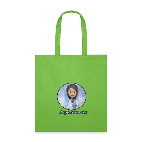 Introducing Aspie Answers - Tote Bag