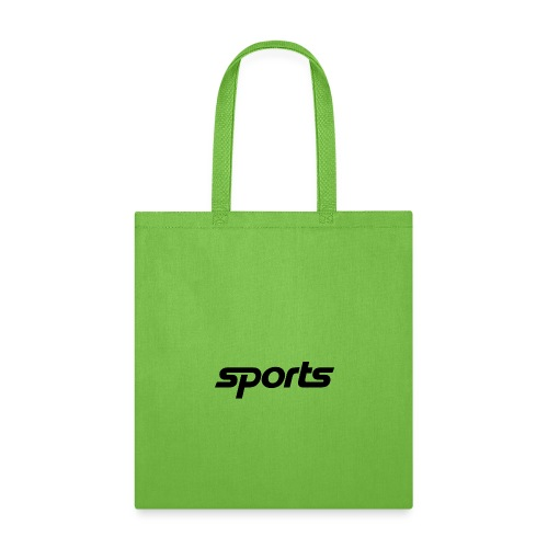Sports baseball tee - Tote Bag