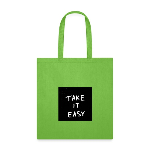 take it ieasy - Tote Bag