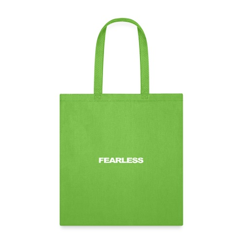 motivation & inspiration for fearless - Tote Bag