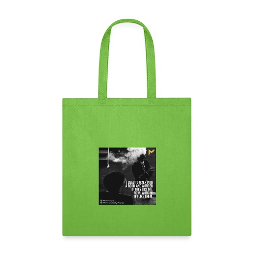 Io used to - Tote Bag