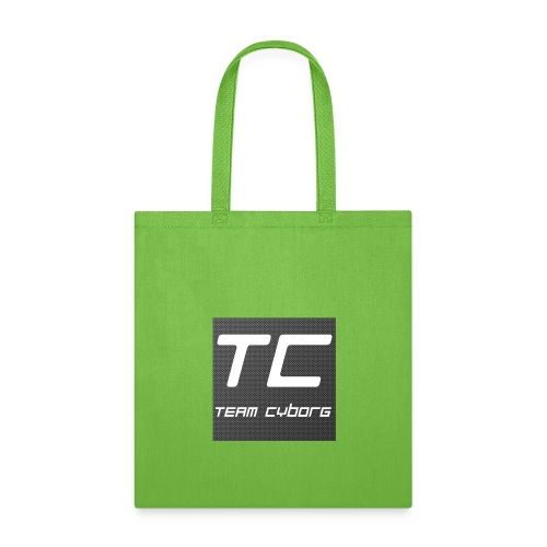 Team Cyborg Kids Merch - Tote Bag