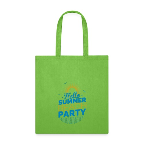 Summer party collection - Tote Bag