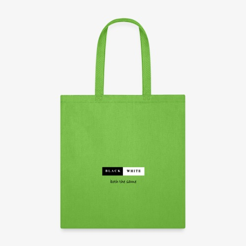 black and white - Tote Bag