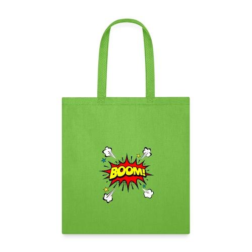 Super Boom - Tote Bag