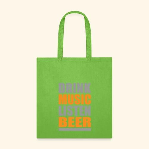 Drinkbeer TEE - Tote Bag