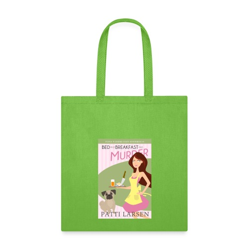 Bed and Breakfast and Murder - Tote Bag