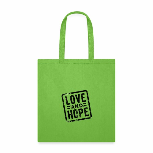 Love and Hope - Tote Bag