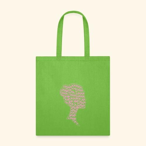 woman - Tote Bag