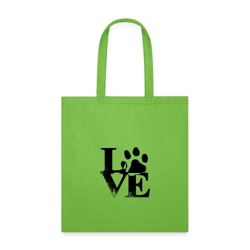 Dog Love - Tote Bag