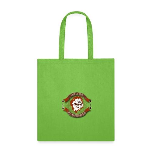 Lion t-shirt - Tote Bag