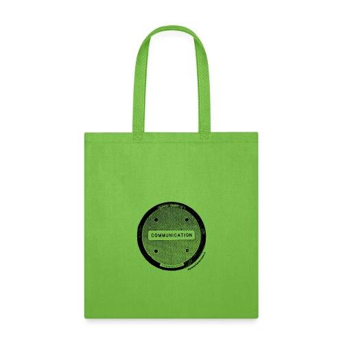 Communication - Tote Bag