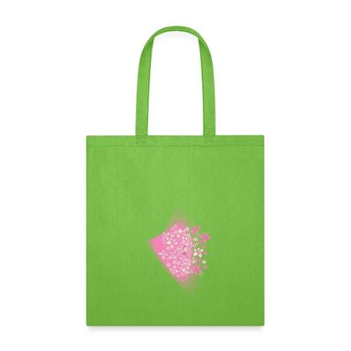 Aloha Pink Turtle - Tote Bag