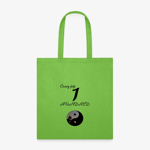 Crazy pip 100 subscriber murch - Tote Bag