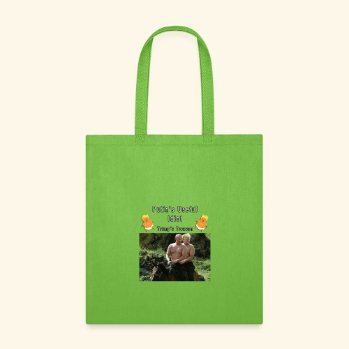 Putin's Useful Idiot & Trump's Treason - Tote Bag