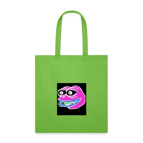 """""""The rise of Pepe"""" livin'it merch - Tote Bag"""