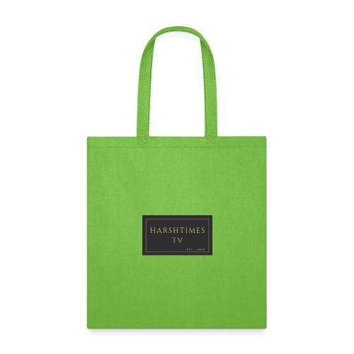 HarshTimes TV. - Tote Bag