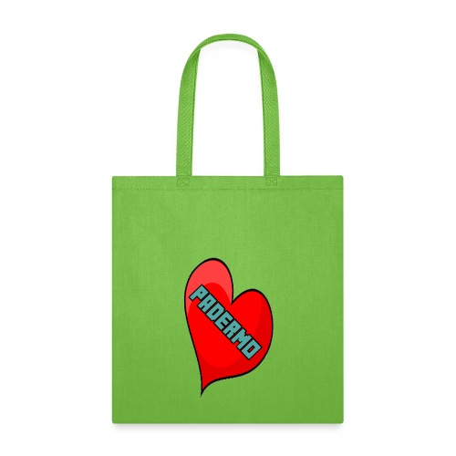 corazon padermo - Tote Bag