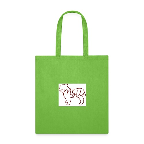 910a07ce5e52d5ad77965d0683b10d53 mississippi state - Tote Bag