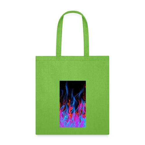 The flame. - Tote Bag