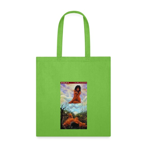 Adam and Eve - Tote Bag
