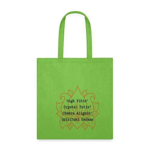 Spiritual Badass Accessories - Tote Bag