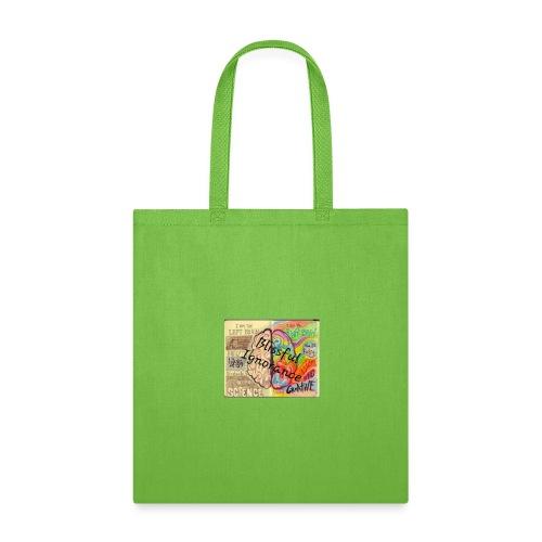 Band Name tee - Tote Bag