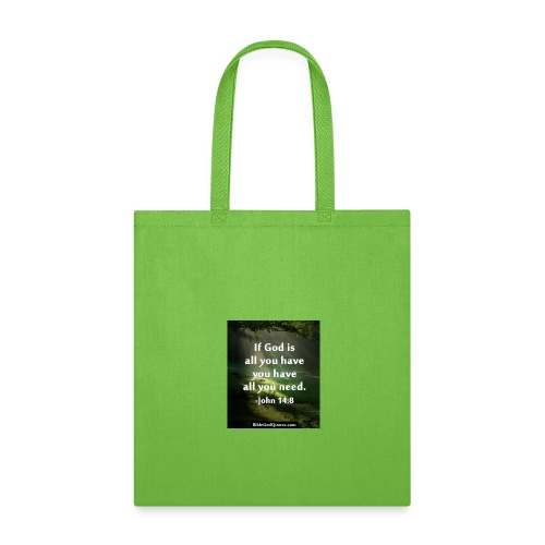 make you have a good day - Tote Bag