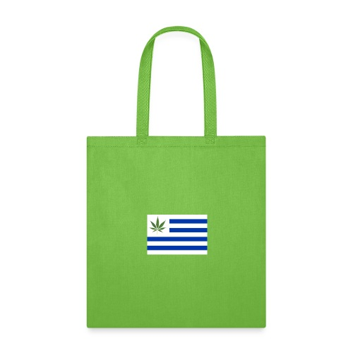 uruguay legalizacion marihuana - Tote Bag