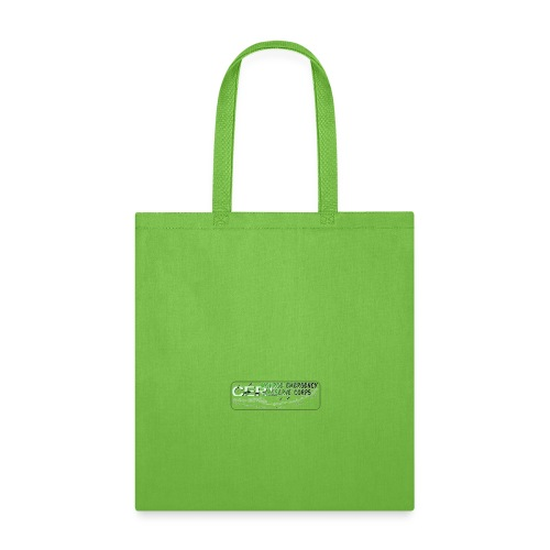 patch vertical pocket new - Tote Bag