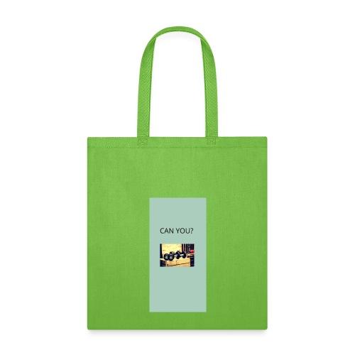gym challange - Tote Bag