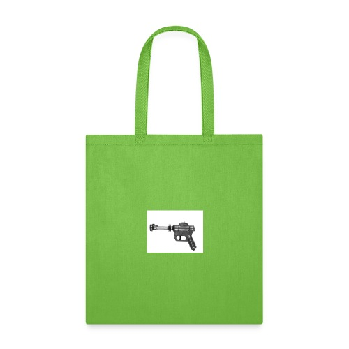 DPP Left Way Pistol - Tote Bag