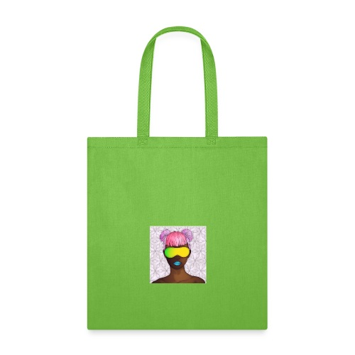 Unique As she can be A66D7B97 - Tote Bag