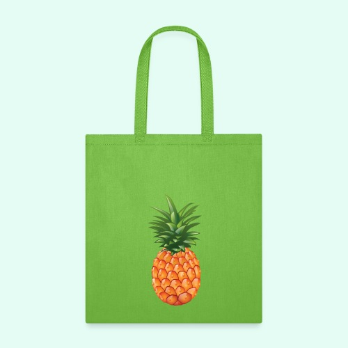 pineapple testshop - Tote Bag