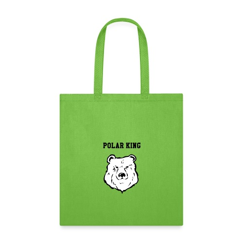 Polar King - Tote Bag