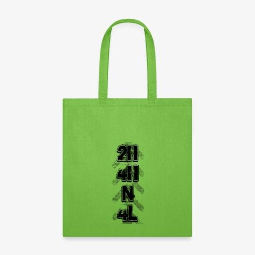 4X4 Shifter BLK - Tote Bag