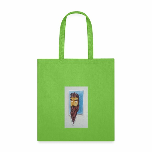 Timber man growing - Tote Bag