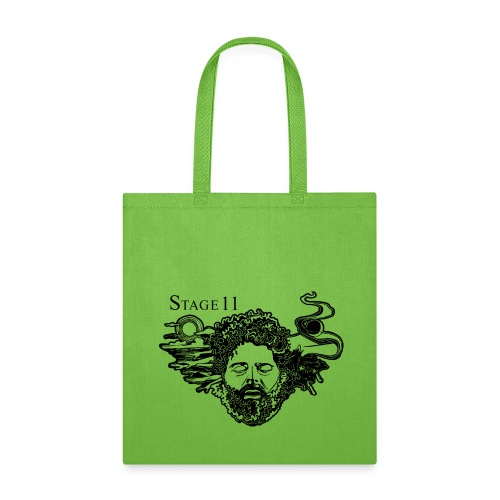 Stage 11 album cover BLACK - Tote Bag