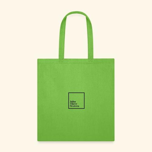 John 3:16 - Tote Bag
